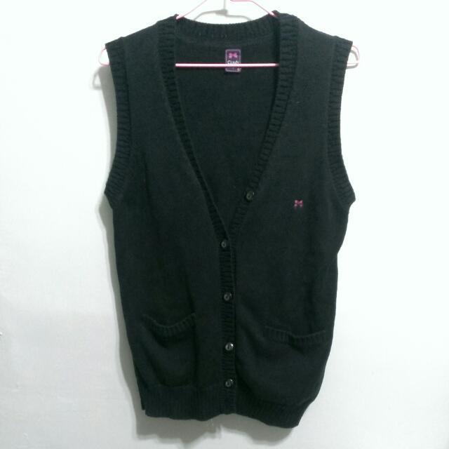 日本Candy Sugar針織背心#三百元外套