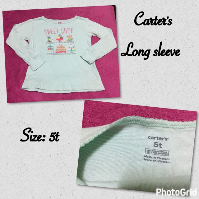 Carter's Long sleeve