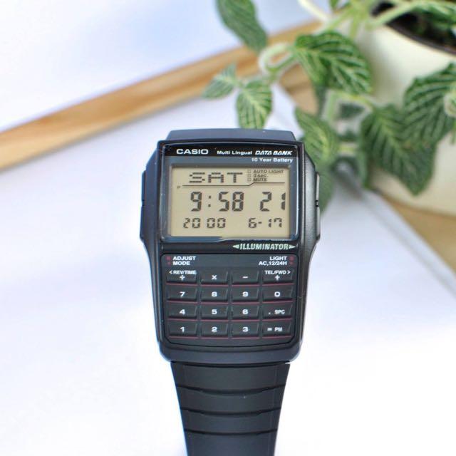 Authentic Cashio Calculator Watch