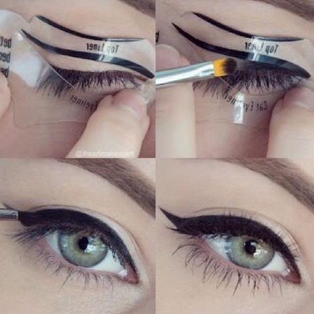 Cat Eye Stencil