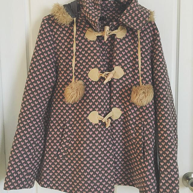 Chicabooti Love Jacket Size 12