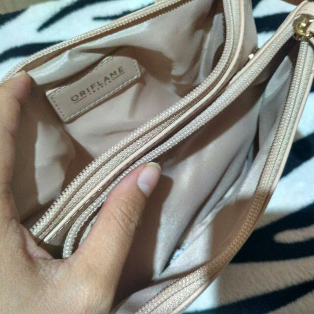 Crystal Sling Bag By Oriflame
