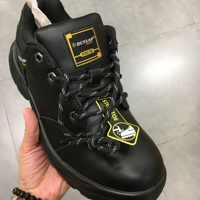 3b3b14c6cacb Dunlop Safety Shoes / Boots, Men's Fashion, Footwear, Boots on Carousell