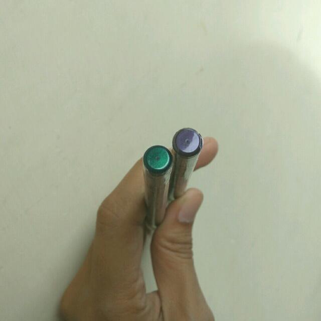 Eye Liner Pencil Makeover
