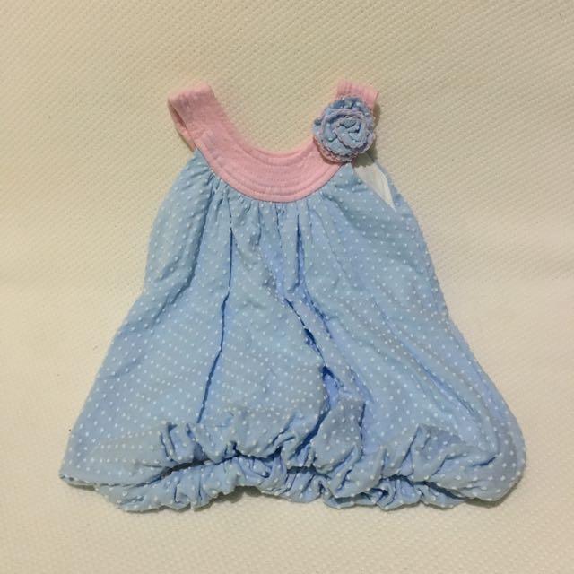 Eyka Balloon Dress Baby