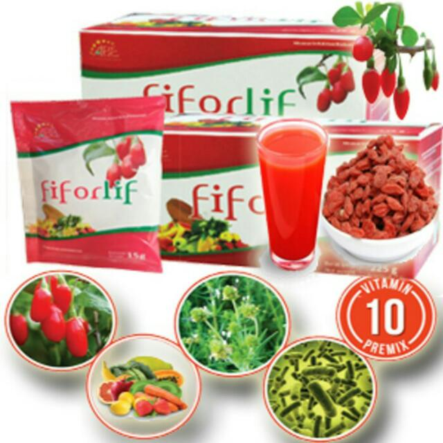 Fiforlif Supplement Detok