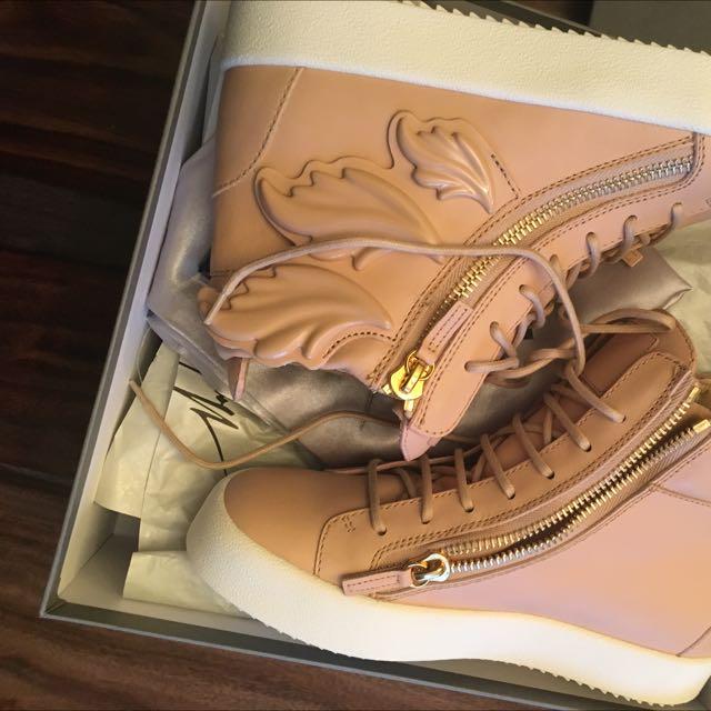 Giuseppe Zanotti Wings Sneakers