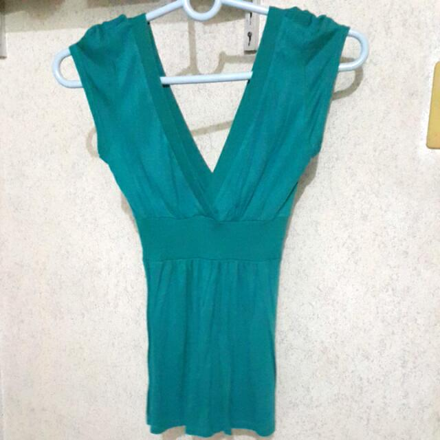 Green Top -- On Sale