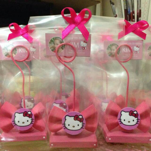 Hello Kitty Memo And Pic Holder