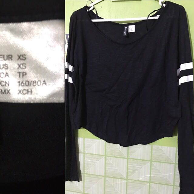 H&M Top Longsleeve