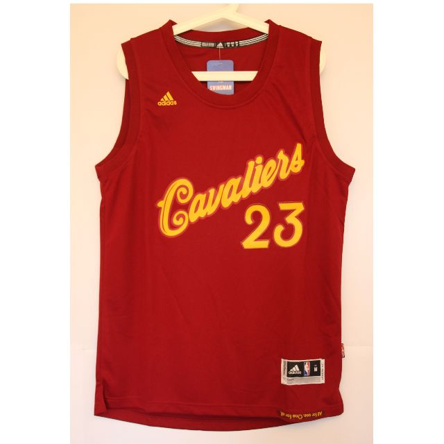 best loved 347ba 18787 NBA Swingman Jersey LeBron James Cleveland Cavaliers #23 Christmas 2016  Jersey