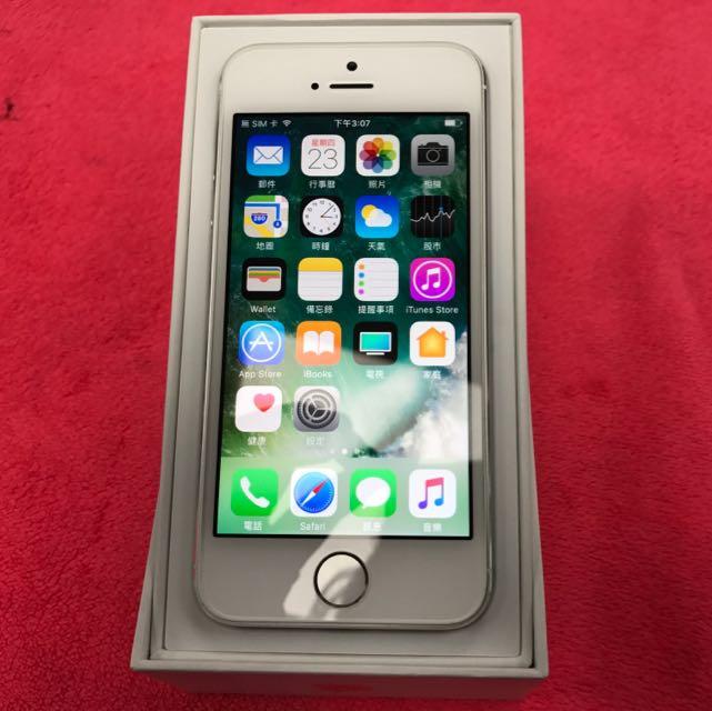 iPhone5s 32白
