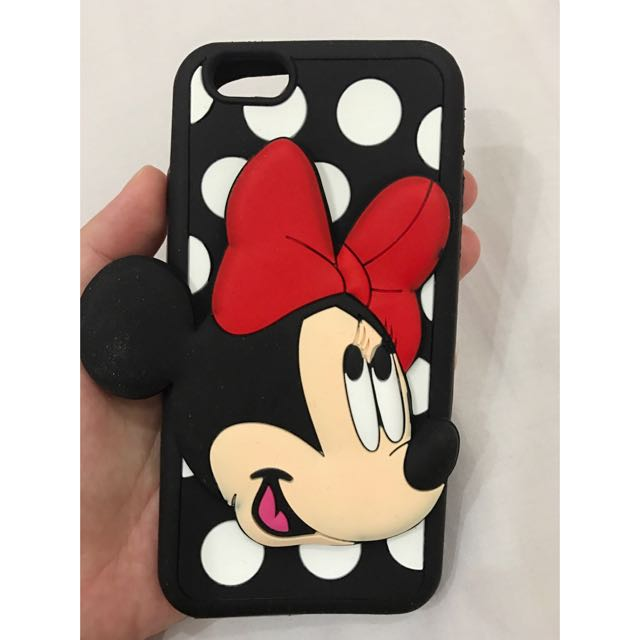Iphone 6 Minnie Mouse Case