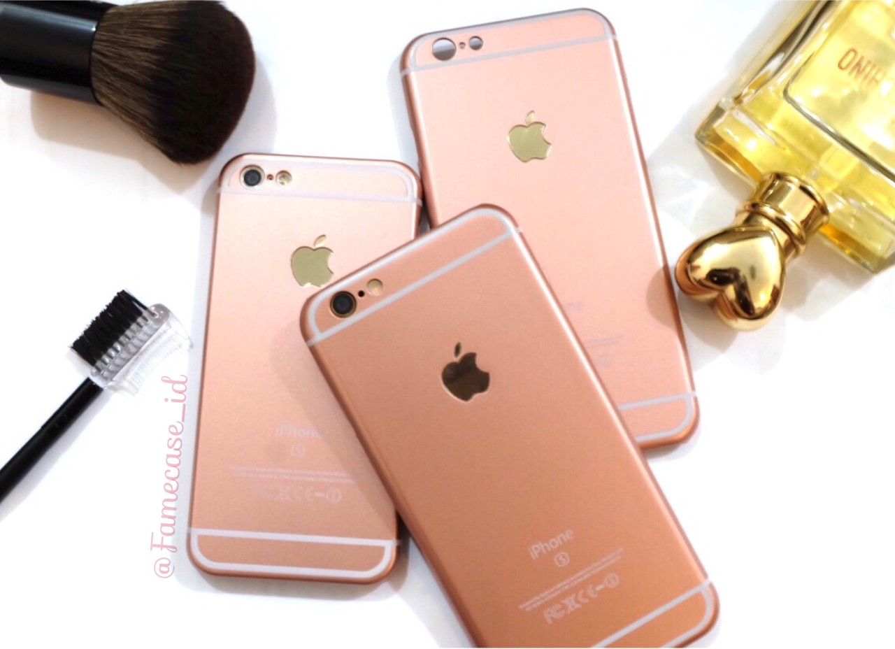 IPHONE ROSE GOLD CASE - for iphone 4, 4s, 5, 5s, 6, 6+ Recommended