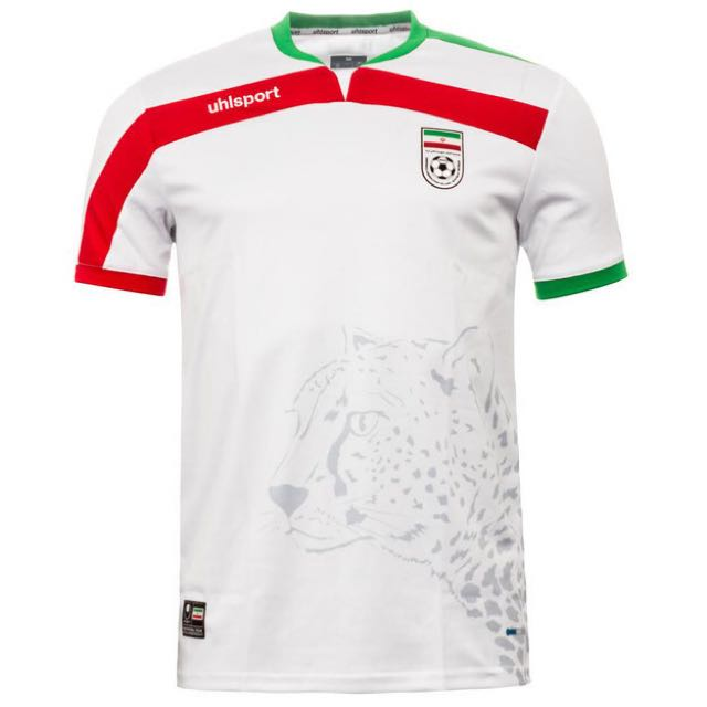 a79df4a8947 iran home jersey 2014 inspired sports sports apparel on carousell