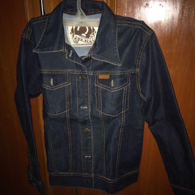 Jaket Jeans Size M
