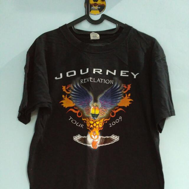 f1a41aaa JOURNEY T SHIRT, Men's Fashion, Men's Clothes on Carousell
