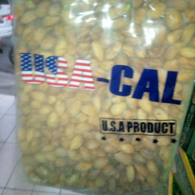Kacang Almond Susu 1kg