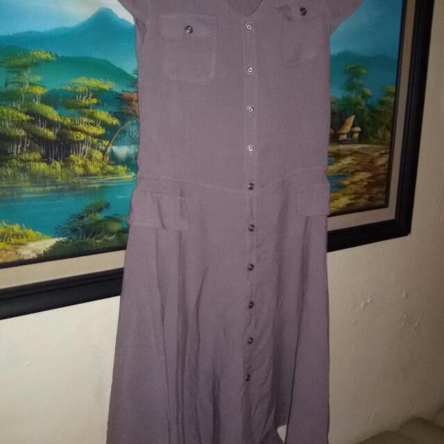 Long Dress Ibu Hamil