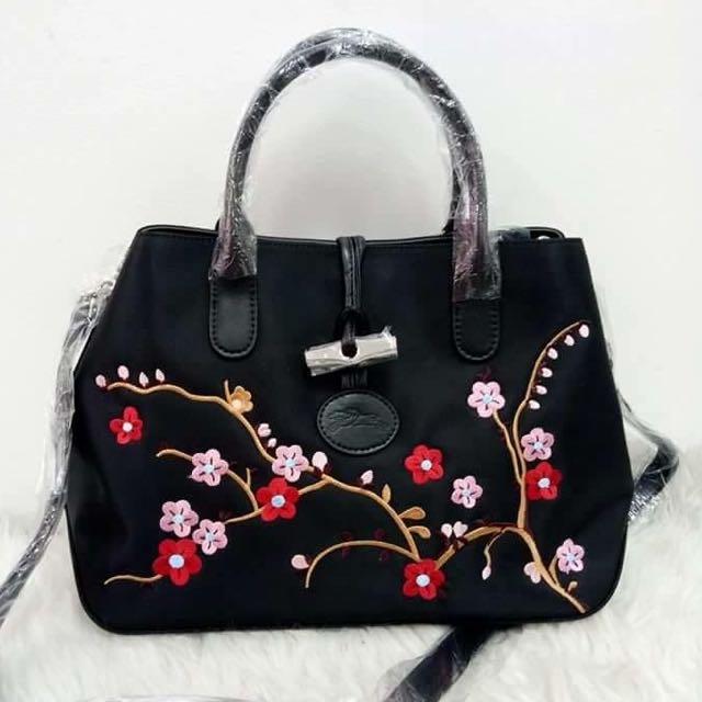 Longchamp Sakura Authentic