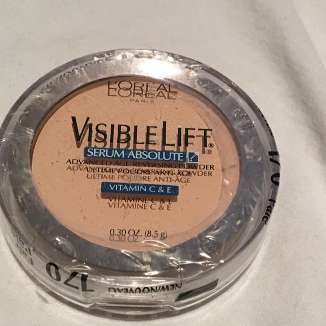 L'Oreal Visible Lift Powder