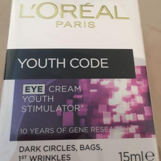 Loreal Youth Code