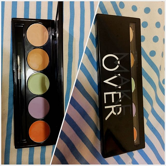 Make Over - Cream Face Concelaer