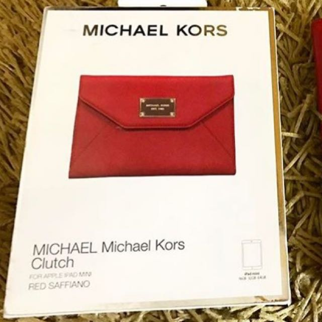 Michael Kors Mini Ipad Case