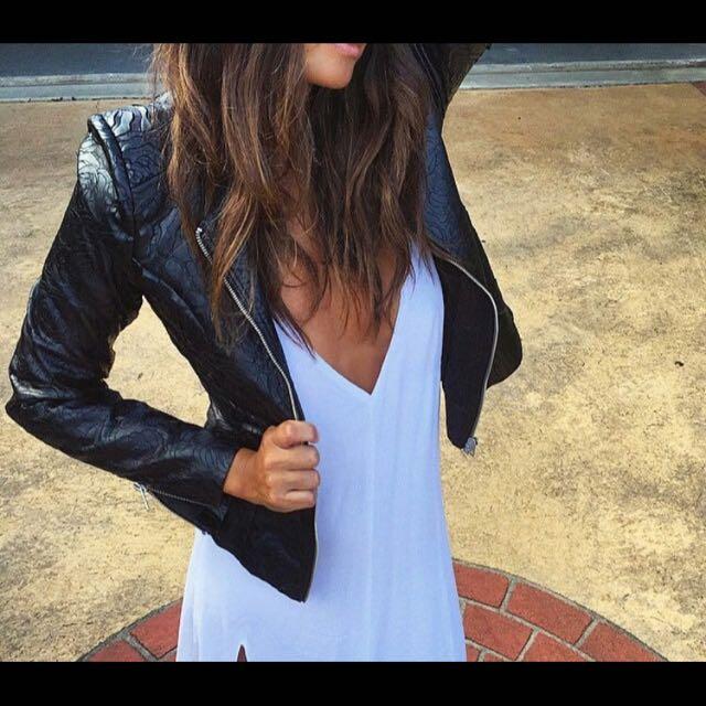 Natalie Chapman Bomber Jacket