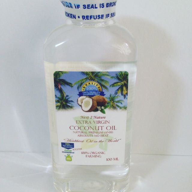 Next 2 Nature Virgin Coconut Oil