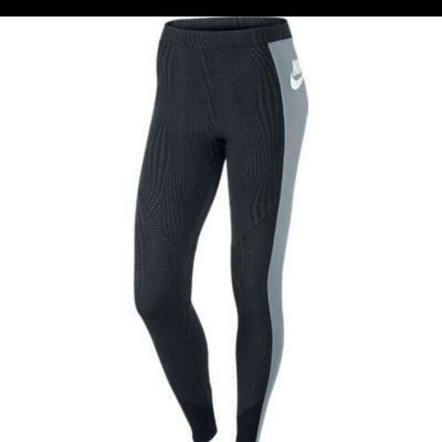 Nike彈力長褲