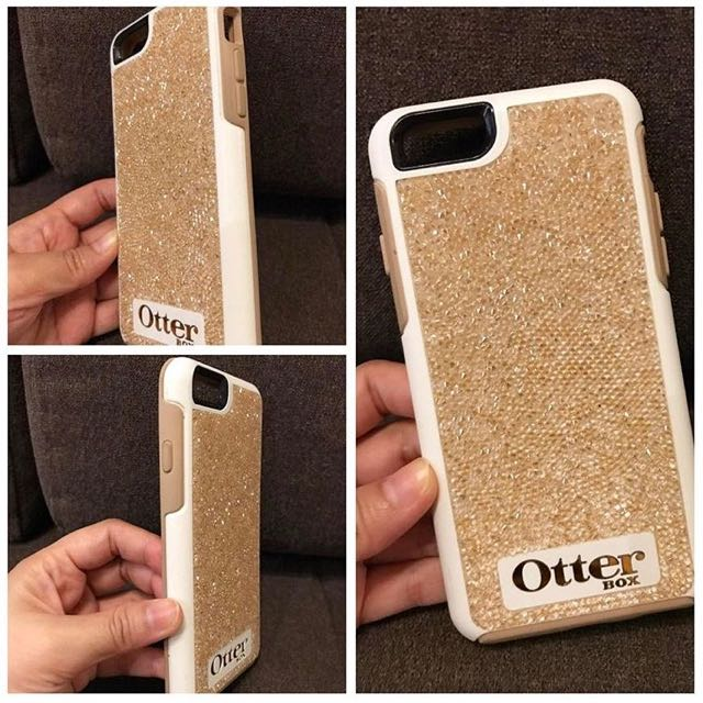 Otter Box Swarovski Crystal Case