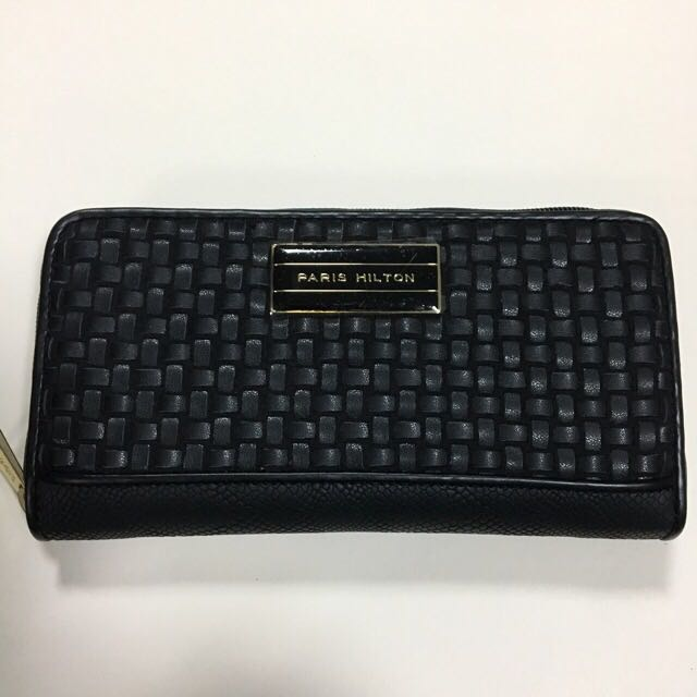 Paris Hilton Indigo Wallet