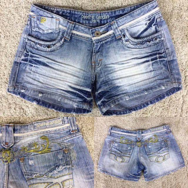Pierre Cardin Short Jeans