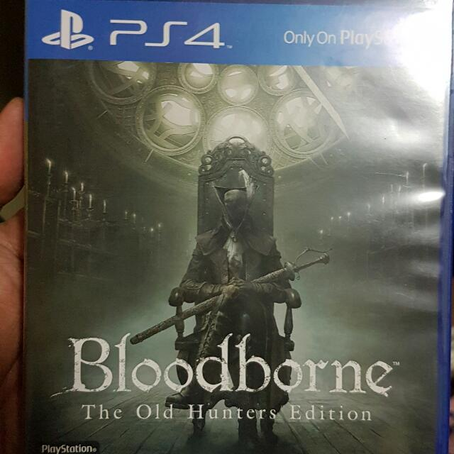 PS4 - Bloodbourne