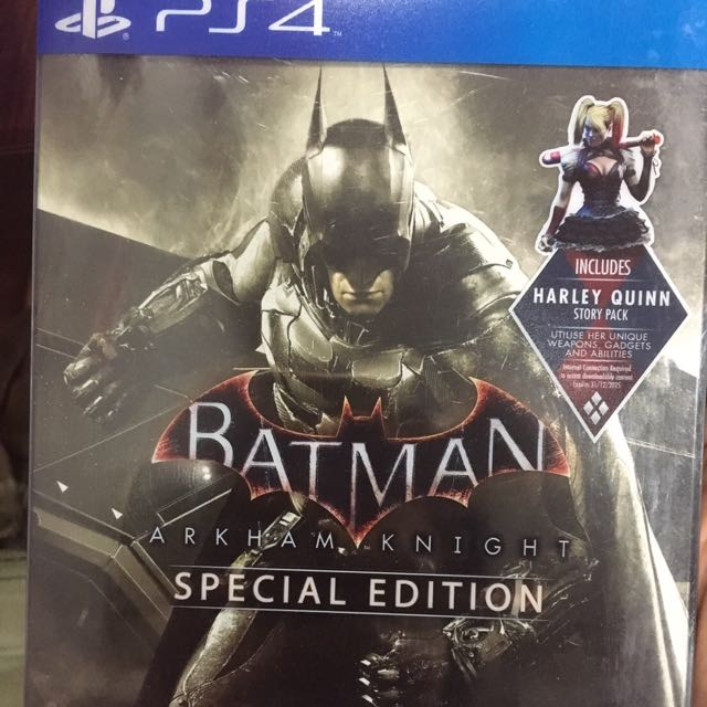Batman 蝙蝠俠 阿卡漢騎士