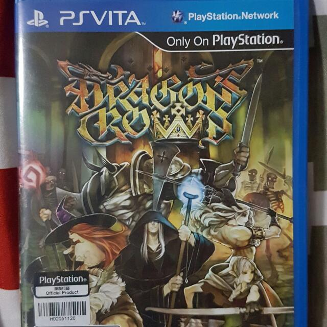 Ps Vita - Dragons Crown