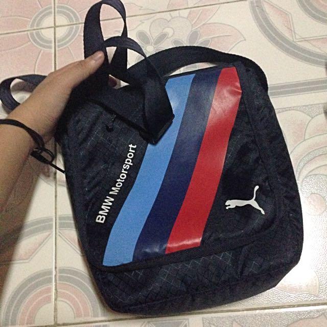 amp; Fashion Bag On Men's Carousell Bmw Puma Wallets Bags Motosport SqAaRY1Tw7
