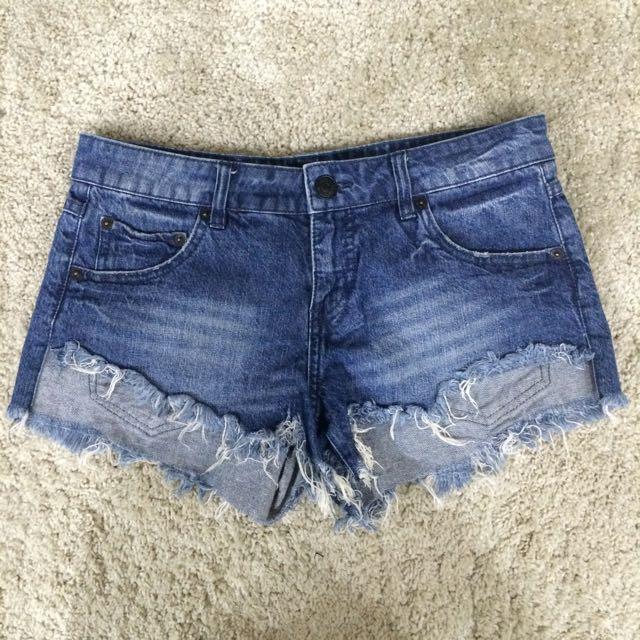 Rip Curl Short Jeans