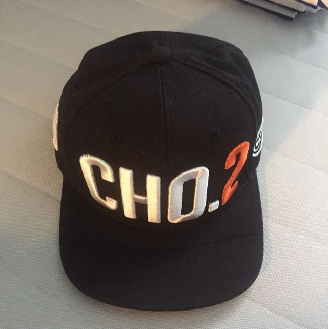 RM智孝 黑橘 CHO.2 帽