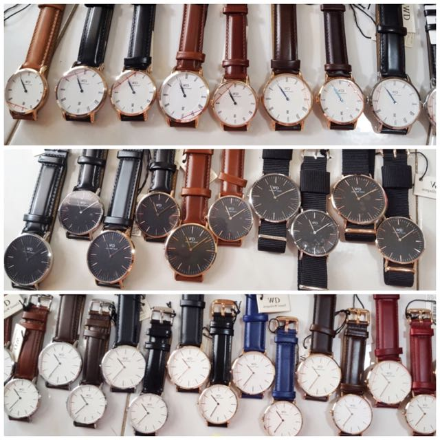 SALE DANIEL WELLINGTON AUTHENTIC ONLY
