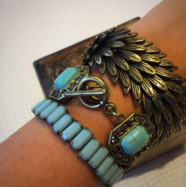 Samantha Wills Beautiful Nightmare Bracelet Set