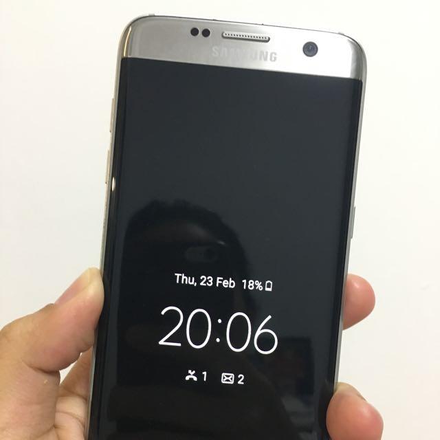 Samsung Galaxy S7 Edge FAST DEAL!