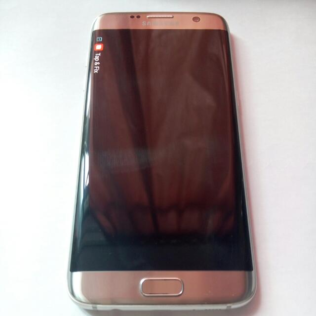 Samsung Galaxy S7 Edge Mint Condition