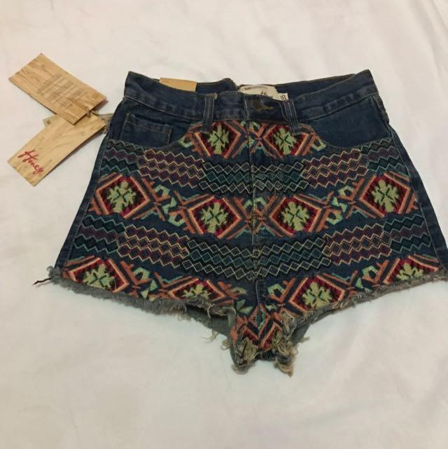 Short Pant Tribal