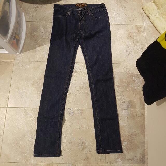 Size 7 Womans Jean's