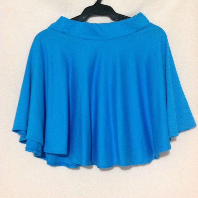 ❗️REPRICED❗️ Sky Blue Skater Skirt