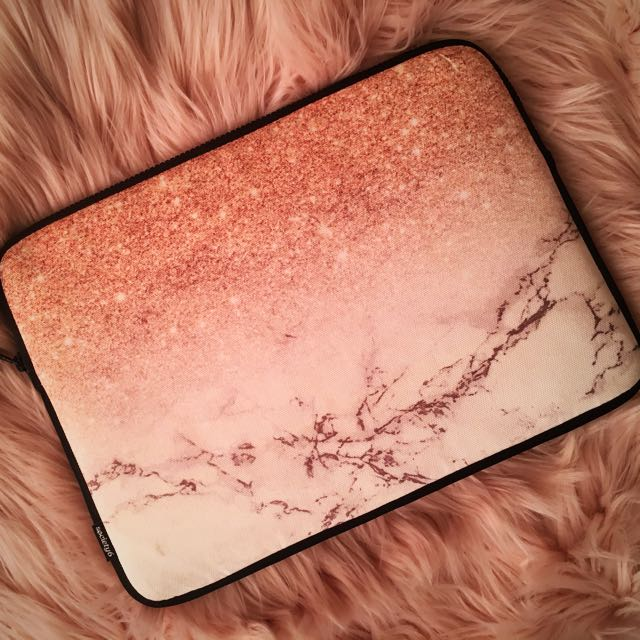 Society6 Marble Laptop Case !