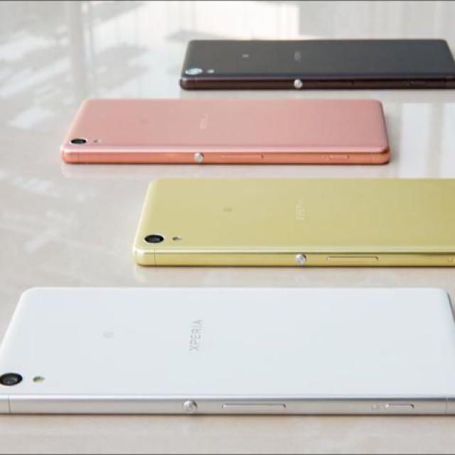 全新未拆sony xperia xa (2G/32G)白色 完整包裝 贈32G記憶卡