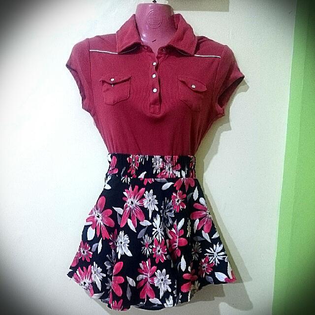 take 2: top n skirt (free shipping)